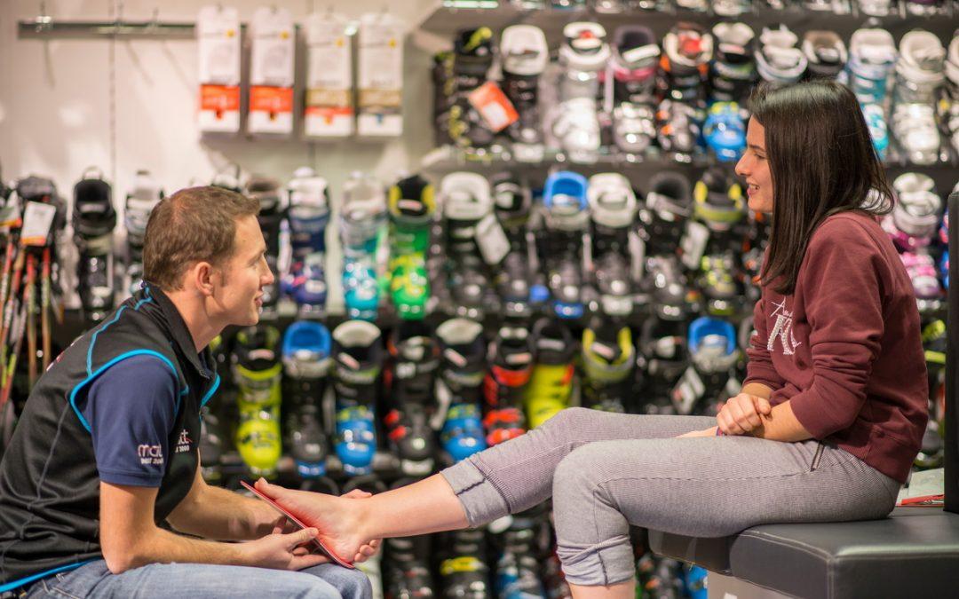 Sport Matt BootfittingSkischuhanpassung nach Maß