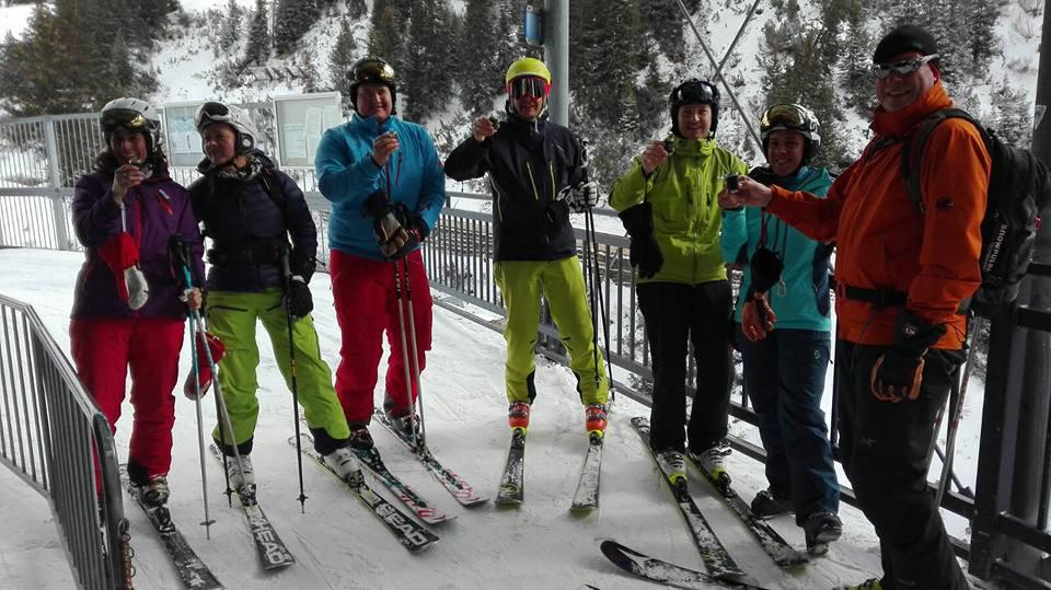 Ende der Wintersaison am ArlbergSport Matt sagt Danke & ein Hoch auf Euch!
