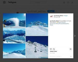 Instagram Sport Matt