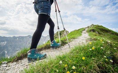 Nordic Walking in St. AntonSport Matt Tipps