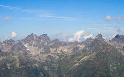 Wanderwege am Arlberg