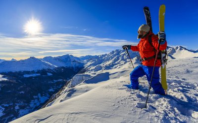 Checklist & Safety tips for ski tours in the Arlberg region