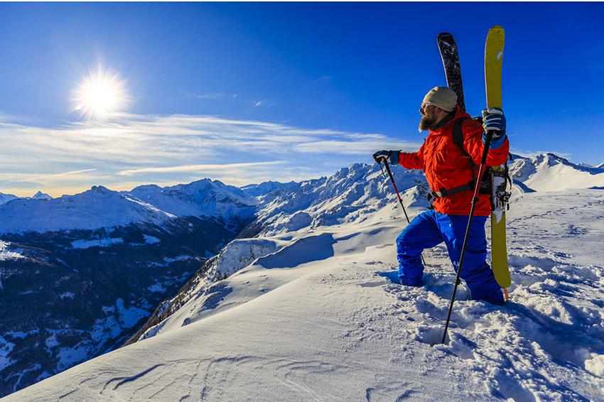 Skitour Arlberg Sport Matt Tipps