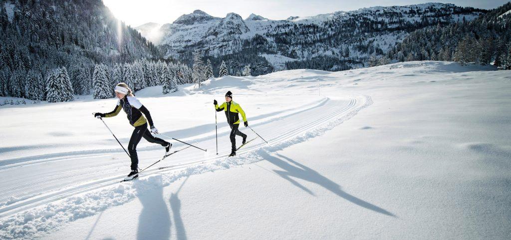 Langlaufen-am-Arlberg-Sport-Matt-Langlaufski-Verleih
