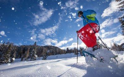 Schneeschuhwandern am ArlbergSport Matt Tipps Equipment