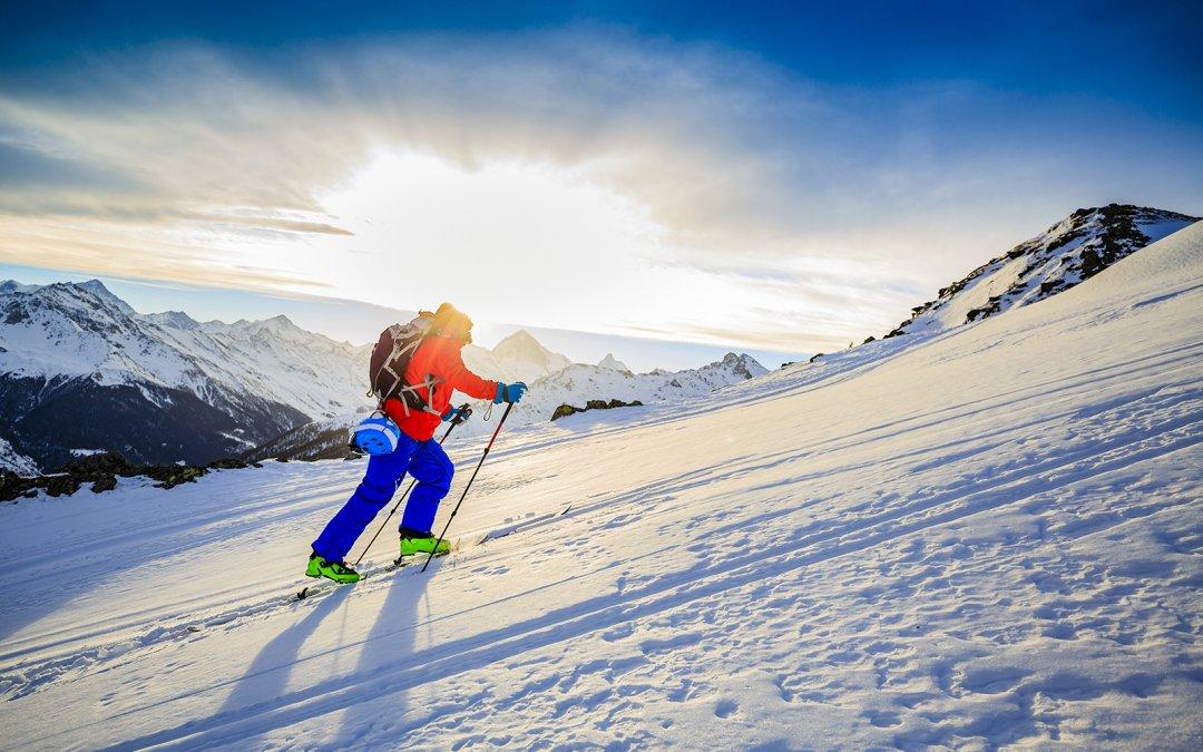 Skitouren am Arlberg Tipps für Anfänger & Checklist