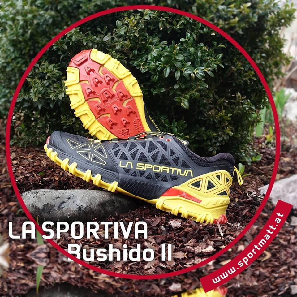 La Sportiva Bushido 2 Sport Matt Pettneu