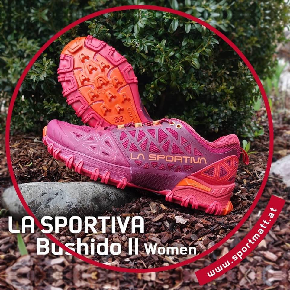 La Sportiva Bushido 2 Women Sport Matt Pettneu