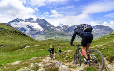 Beliebte MTB Routen am Arlberg