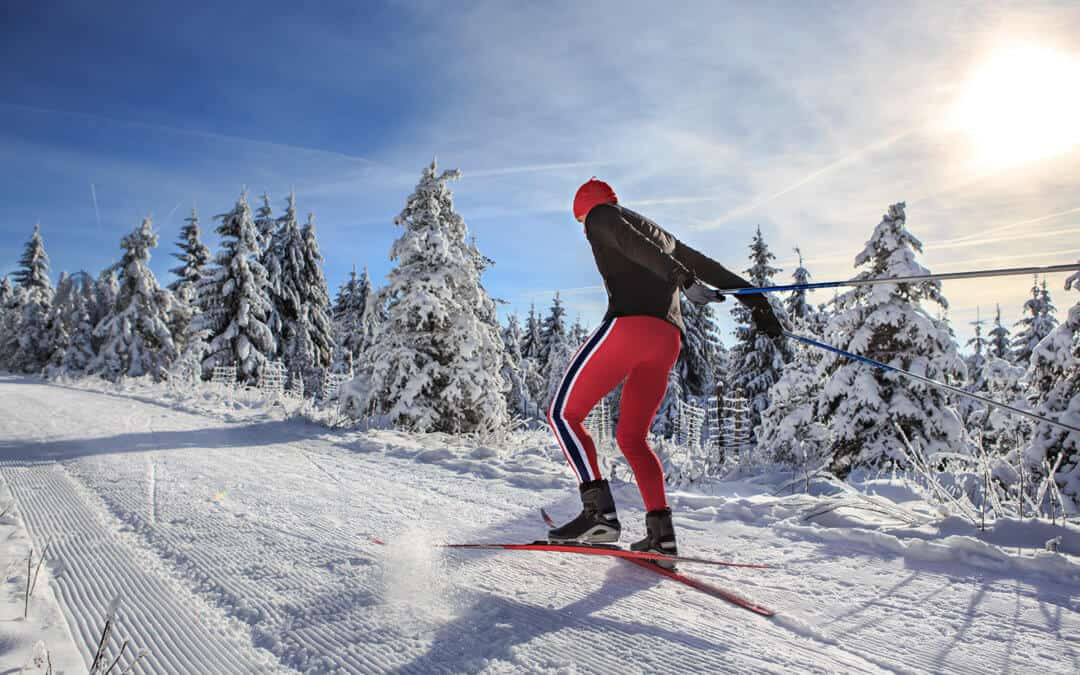Cross-country skiing paradise Arlberg #YourPerfectRental-Ski