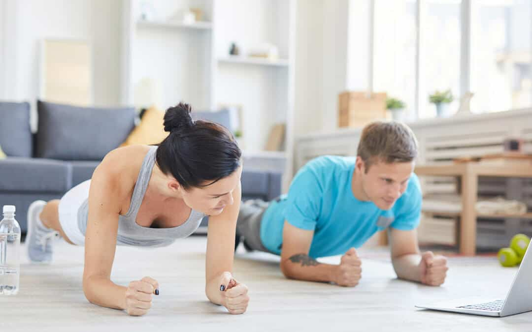 TABATA – training voor thuis! #stayfitathome
